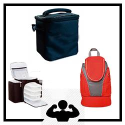 Bolsas, Mochilas e Térmicas