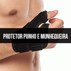 Protetor de Punho e Munhequeira