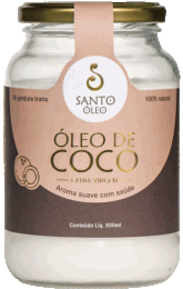 Óleo de Coco (500 ml)