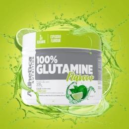 100% GLUTAMINE FLAVOUR LIMÃO
