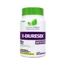 X-Diuresek (60 Caps)