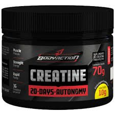 Creatina 20 DayS Authonomy (70g)
