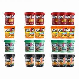 Pasta de Amendoim granulada (1kg) 3 unidades