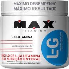L-Glutamina (300g)