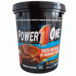 Pasta de amendoim Power One Tradicional (1,005kg)