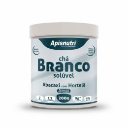 Chá Solúvel (200g) - Abacaxi com Hortelã