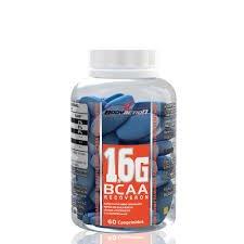 BCAA 1,6g - 3:1:2 Leucina (60 Tabs)
