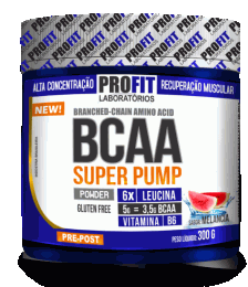 BCAA 6:1:1 Super Pump (300g)