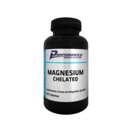 Magnesium Chelated (100 Tabs)