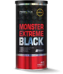 Monster Extreme Black (44 Packs)