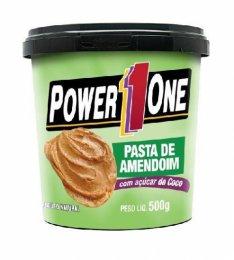 Pasta de amendoim com açúcar de coco (500g)