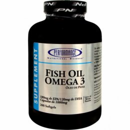 Fish Oil Ômega 3 (100 Caps)