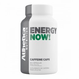 Energy Now - Cafeína 210mg (60caps)