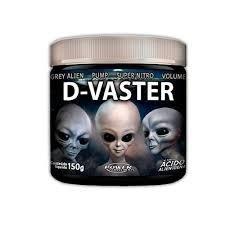 Pré Treino D-Vaster (150g)