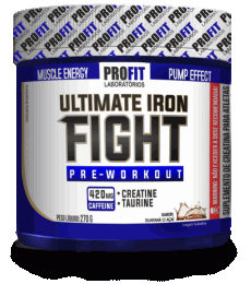 Ultimate Iron Fight (300g)