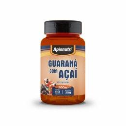 Guaraná com Açaí Oil 500mg (60caps)