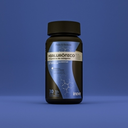 Ácido Hialurônico + Peptídeos de Colágeno Verisol