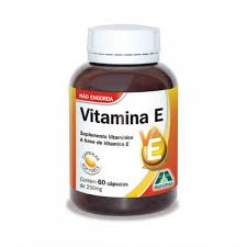 Vitamina E (60 Caps)