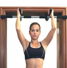 Barra Multifuncional Iron Gym - modelo 2