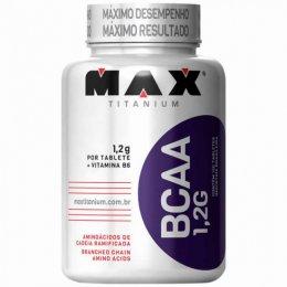 BCAA 1,2g c/ Vitamina B6 (120 Tabs)