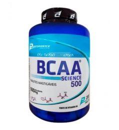 BCAA Science 500 Mastigável (200 Tabs)