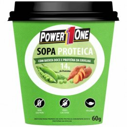 Sopa Proteica de Ervilha (60g)
