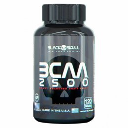 BCAA 2500 (120 Caps)
