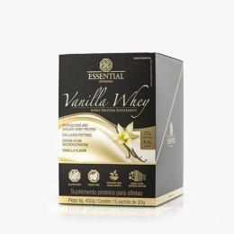 Vanilla Whey Display - 450g/ 15 sachês