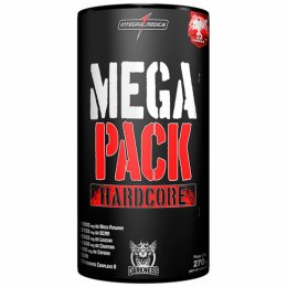 Mega Pack Hardcore (30 Packs)