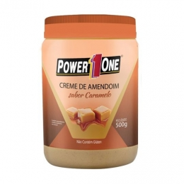 Creme de Amendoim (500g) - Caramelo