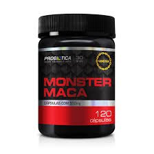 Monster Maca (120 Caps)