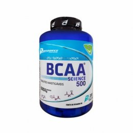 BCAA Science 500 mastigável (200 Tabs)