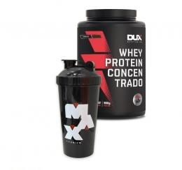 Dux Nutrition + Max Titanium