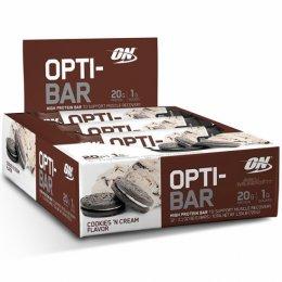 Opti-bar caixa c/ 12 unidades (720g)
