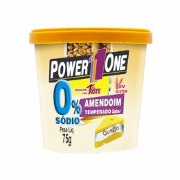 Amendoim Zero Sódio Sabor Queijo (75g)