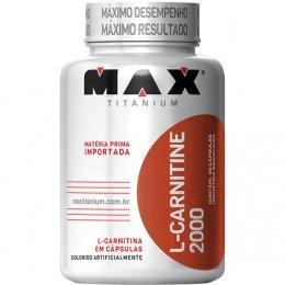 L-Carnitine 2000 (60 Caps)