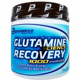 Glutamina Science Recovery (300g)