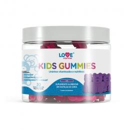 Gummies Kids - Vitaminas para Crianças - 30 Gomas - Inove Nutrition