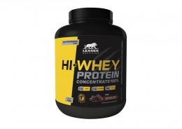 Hi Whey Protein Concentrate 100% (1,8kg) - chocolate
