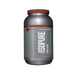 Isopure Low Carb Sabor Chocolate Perfect (1,3kg) - Nature's Best