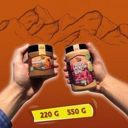 Pasta de Amendoim - 220g e 550g