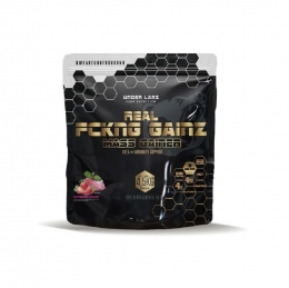 REAL FCKNG GAINZ - MASS GAINNER 4,5KG