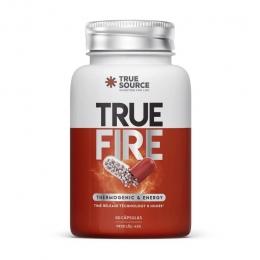 TRUE FIRE - 60 CÁPSULAS - TRUE SOURCE