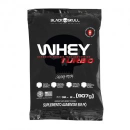 WHEY TURBO REFIL - 907G
