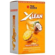 Xlean (20 sâches - 6,7g) abacaxi